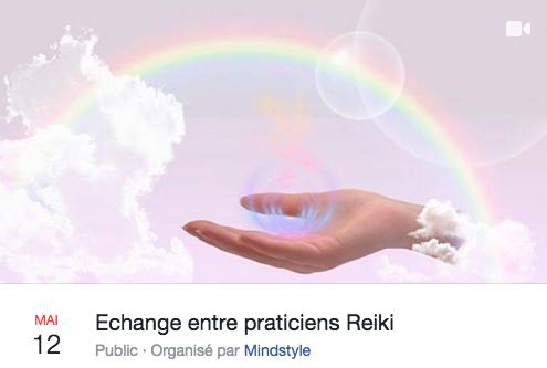 Échange entre praticiens Reiki